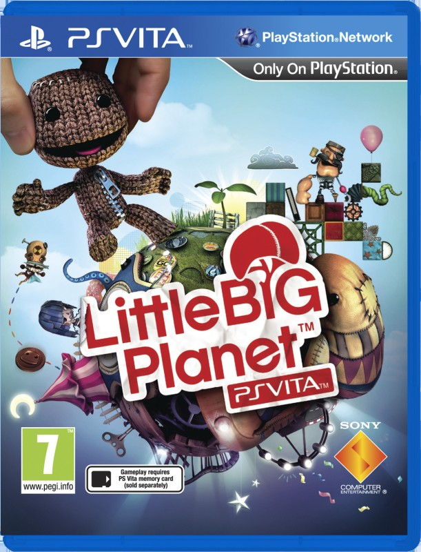 Little Big Planet(for PS Vita)
