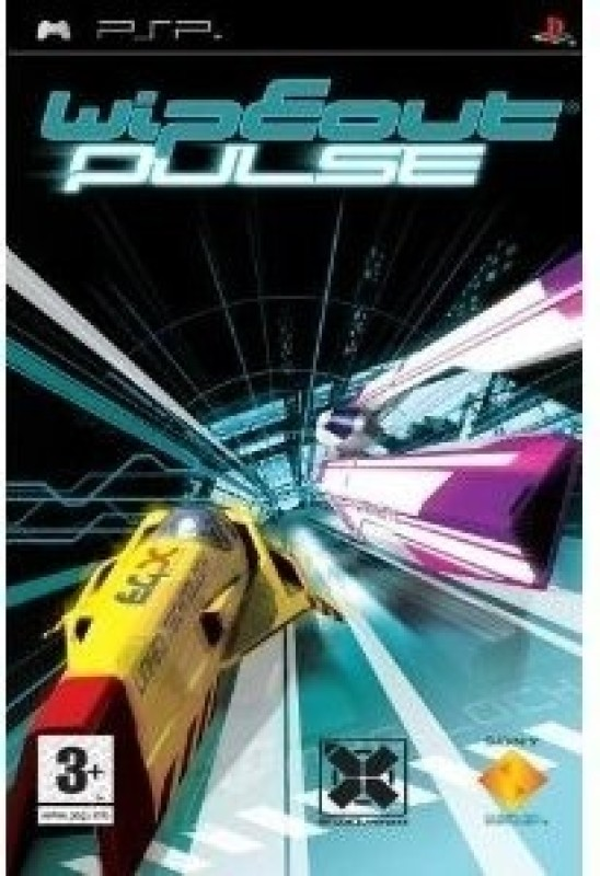 WipEout Pulse(for PSP)