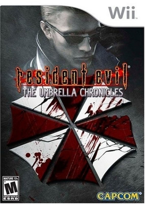 Resident Evil : The Umbrella Chronicles(for Wii)