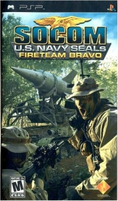 Socom U.S. Navy Seals Fireteam Bravo (U.S. Import)(for PSP)
