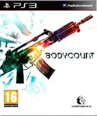 Bodycount(for PS3)