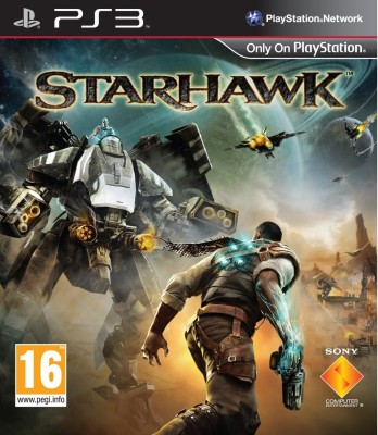 StarHawk(for PS3)
