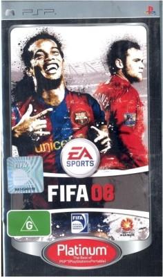 FIFA 08(for PSP)