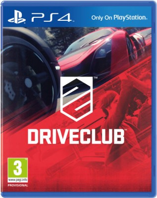 Driveclub(for PS4)