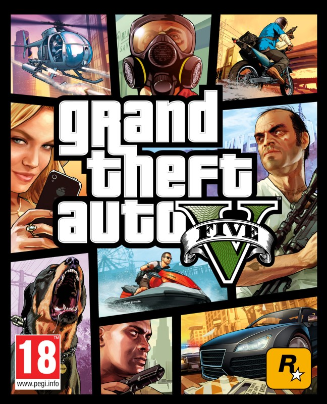 Grand Theft Auto V(for PC)