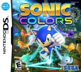 Sonic Colors (for DS)