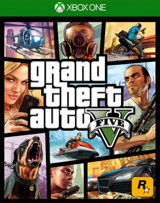 Grand Theft Auto V(for Xbox One)