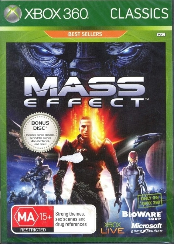 Mass Effect(for Xbox 360)