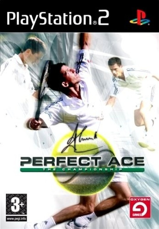Perfect Ace 2(for PS2)