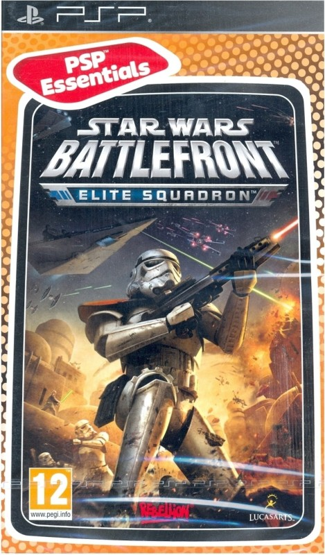 Star Wars Battlefront: Elite Squadron(for PSP)
