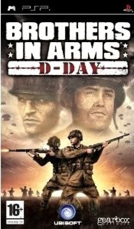 Brothers In Arms D-Day(for PSP)