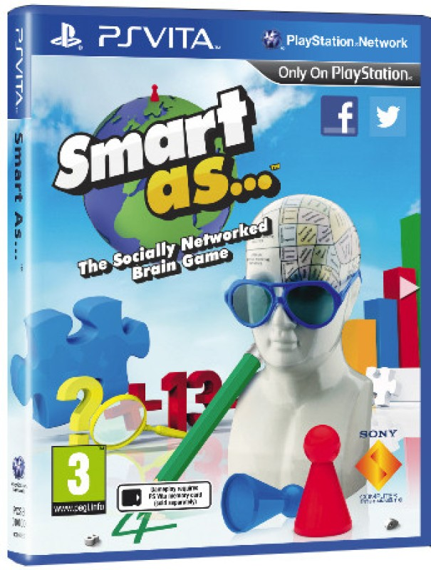 Smart as..(for PS Vita)