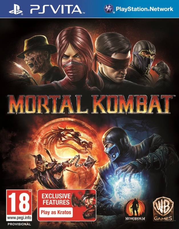 Mortal Kombat(for PS Vita)