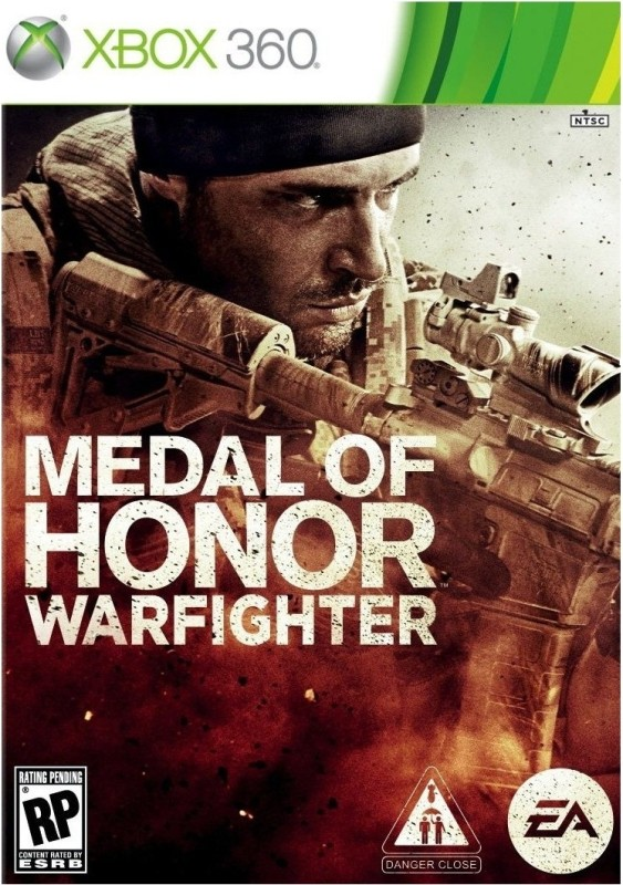 Medal Of Honor Warfighter(for Xbox 360)
