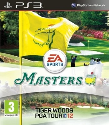 Tiger Woods PGA Tour 12 - Masters