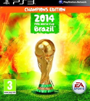 2014 FIFA World Cup Brazil(for PS3)