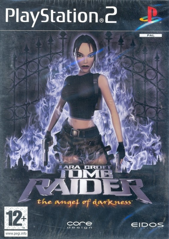 Lara Croft Tomb Raider : The Angel Of Darkness(for PS2)