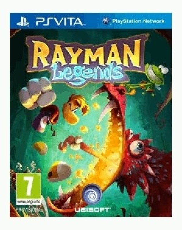 Rayman Legends(for PS Vita)