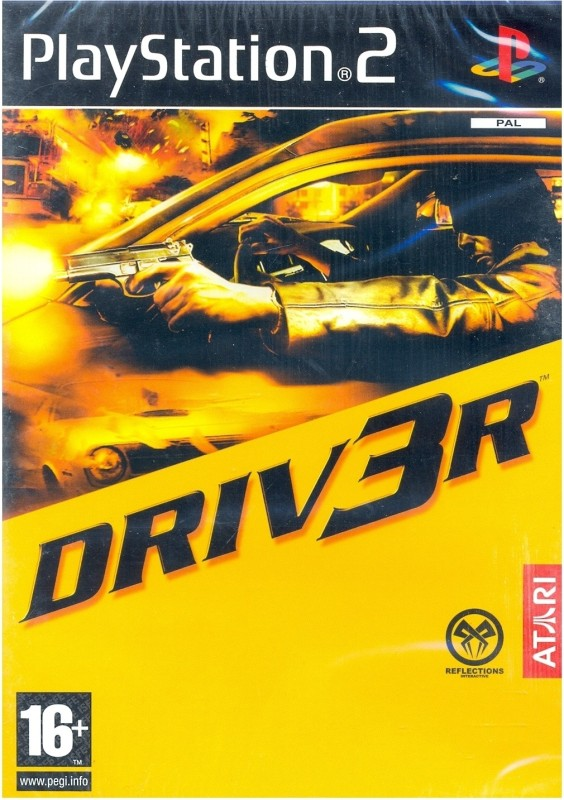 Driver 3(for PS2)