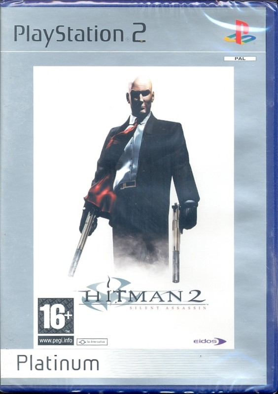 Hitman 2 : Silent Assassin(for PS2)