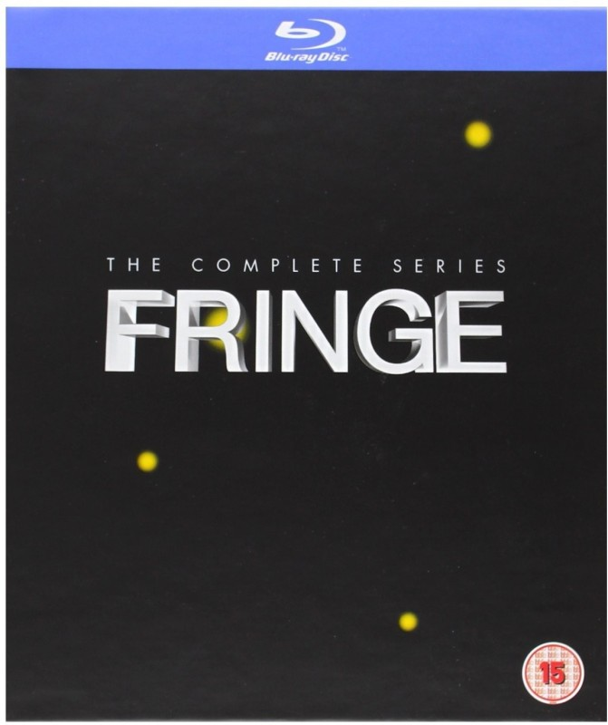 Fringe Complete(Blu-ray English)