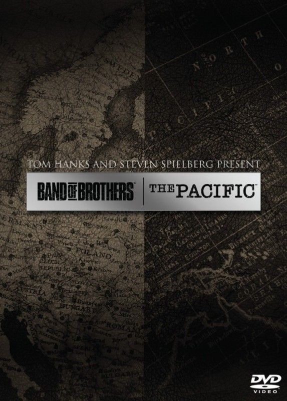Band of Brothers / The Pacific Complete(DVD English)