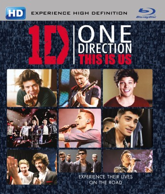 One Direction - This Is Us(Blu-ray English)