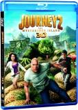 Journey 2 The Mysterious Island 3D (3D B...