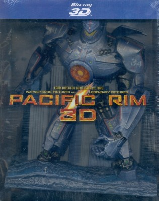 Pacific Rim - 3D (Monster Pack)