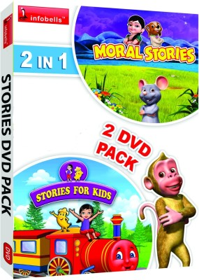 2 In 1 - Moral Stories And Stories For Kids