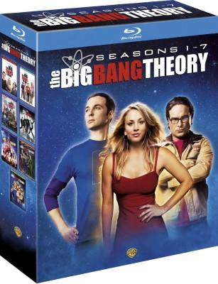 The Big Bang Theory Season 1 To 7