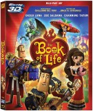 The Book Of Life (3D Blu-ray English)