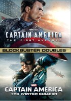 Captain America : The First Avenger / Captain America : The Winter Soldier(DVD English)