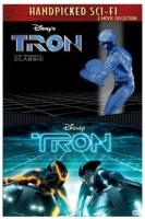 Handpicked Sci - Fi: Tron / Tron Legacy(DVD English)
