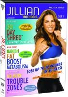 Jillian Michaels - Set 1(DVD English)