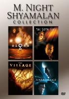 M Night Shyamalan Collection: Signs/The Village/Unbreakble/Sixth Sense DVD(DVD English)
