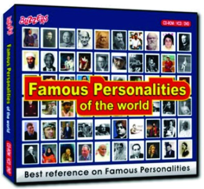 Buzzers Famous Personalities Of The World(VCD English)