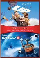 Pixar Hits : Wall - E / Up(DVD English)