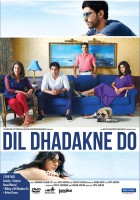 Dil Dhadakne Do(DVD Hindi)
