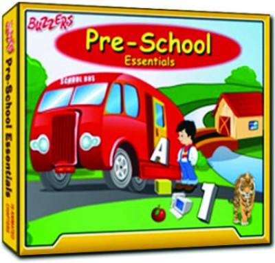 Buzzers Preschool Essentials(VCD English)