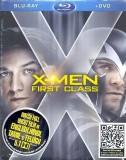X-Men - First Class (Blu-Ray+DVD) (Blu-r...