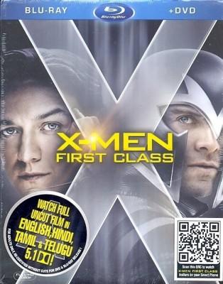 X-Men - First Class(Blu-Ray+DVD)