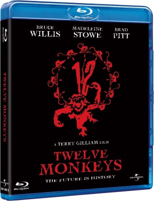 Twelve Monkeys(Blu-ray English)