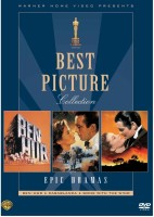 Best Picture Collection - Gone With The Wind, Ben-Hur, Casablanca(DVD English)