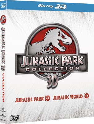 Jurassic Park 3D Collection