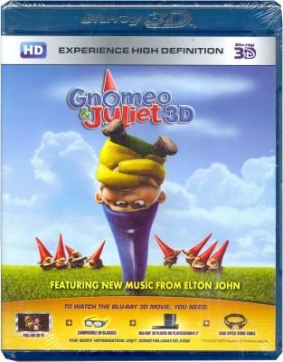 Gnomeo & Juliet - 3D(3D Blu-ray English)