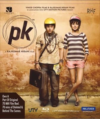 Pk(Blu-ray Hindi)