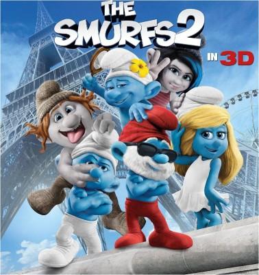 The Smurfs 2 - 3D
