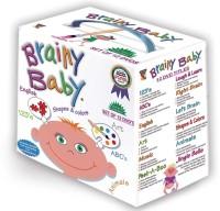 Brainy Baby ( Set Of 12 DVD'S )(DVD English)