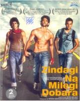Zindagi Na Milegi Dobara(DVD Hindi)